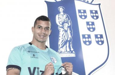 Marcelinho é emprestado ao Vizela e mira intenso trabalho para garantir acesso da equipe