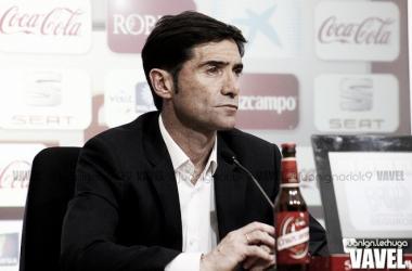 """Marcelino: """"Intentaremos hacer bueno el empate de Bilbao"""""""