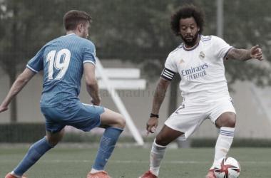 Las novedades que deja el partidillo: Real Madrid - Fuenlabrada