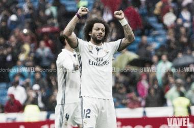 """Marcelo: """"El Real Madrid es mi casa y tengo muchos años de contrato"""""""