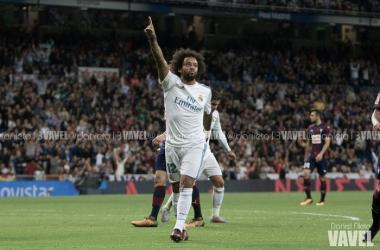 Marcelo: ''No hablo de árbitros''