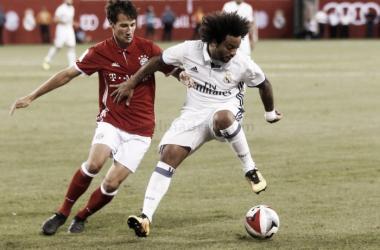 Marcelo es nombrado MVP ante el Bayern de Múnich por los seguidores de VAVEL