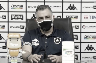 Foto: Reprodução/Botafogo TV