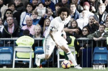 Marcelo cumple su décimo aniversario con el Real Madrid