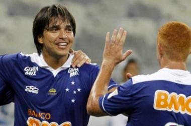 Marcelo Moreno espera que gols contra o Boa Esporte lhe tragam a titularidade