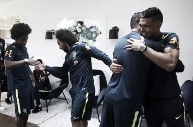 Marcelo y Casemiro se incorporan a la selección brasileña