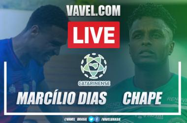 Gols e Melhores momentos de Marcílio Dias 2 x 2 Chapecoense