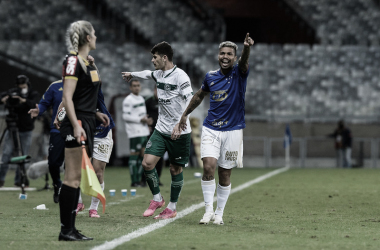 Marcinho salva a Raposa de derrota no Mineirão (Foto: Gustavo Aleixo/Cruzeiro)