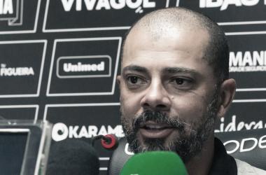 Apesar de pênalti perdido, Márcio Coelho valoriza vantagem construída pelo Figueirense