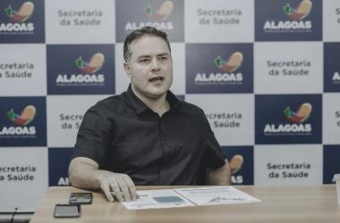 Governador Renan Filho decreta nova prorrogação de quarentena em Alagoas