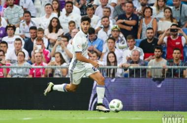 Asensio,elegido el como el mejor del Real Madrid - Stade de Reims