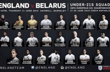 Berahino, Ings y Kane para ganar la Eurocopa sub-21