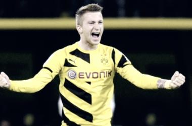 Marco Reus podría retirarse en Borussia Dortmund | Foto: Transfermark