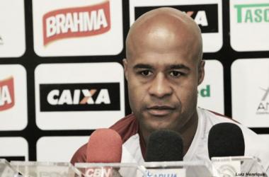 Três meses e um título depois, Assunção não é mais jogador do Figueirense (Foto: Luiz Henrique/Figueirense)