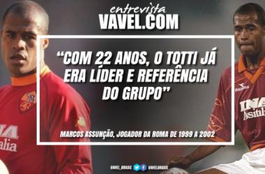 VAVEL Entrevista: Marcos Assunção fala de passagem pela Roma e aplaude despedida de Totti