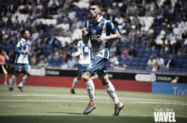 """Marc Roca: """"Somos capaces de lo mejor y vamos a ir a por el partido"""""""