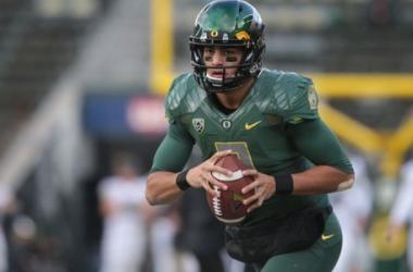 Rainbow Shining Over Hawaii As Mariota Goes #2 In NFL Draft, Heads To Tennessee