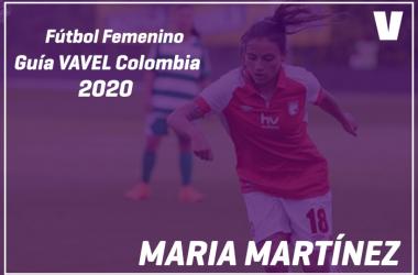 Guía VAVEL Fútbol Femenino: María Martínez