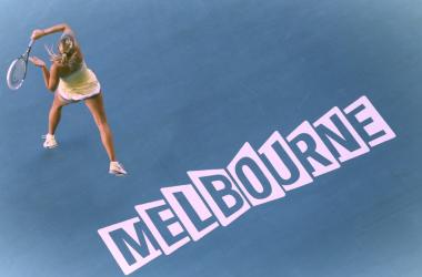 Australian Open 2019: todo listo para la segunda ronda femenina