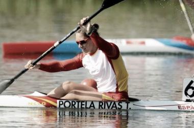 María Teresa Portela Rivas en Río de Janeiro 2016. Foto: zimbio