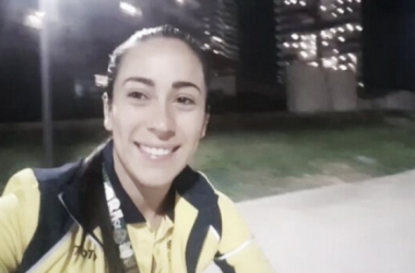 """Mariana Pajón: """"Hice una preparación a el 100% de lo que puedo dar"""""""