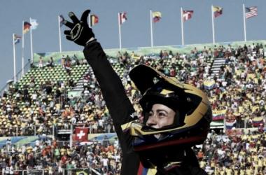 Mariana Pajón logró su segunda medalla de oro en unos Juegos Olímpicos. día histórico para Colombia.   Foto: Río 2016
