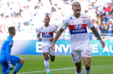 Mariano en est déjà à 4 buts cette saison. @S.Guiochon/ Le Progrès.