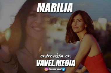 """Entrevista. Marilia: """"Al escribir """"Hay un ángel en mi habitación"""" sentí una sensación de protección"""""""
