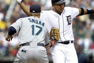 Seattle Mariners barren a Tigers