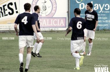 Jairo Cárcaba celebra un gol en un partido anterior | Foto: Onely Vega - VAVEL