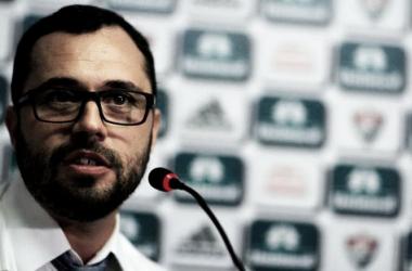 """Mário Bittencourt sai em defesa do Fluminense e dispara: """"Denúncia é ridícula, para não dizer maldosa"""""""