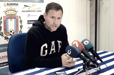 """Mario Simón: """"Competiremos con nuestras armas para dejar la victoria en el Artés"""""""