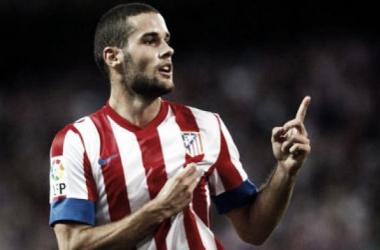 Mario Suárez, novedad en la lista de España