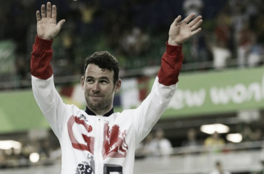 Mark Cavendish claimed his first Olympic medal with silver in the omnium at Rio 2016. (Image: Reuters)