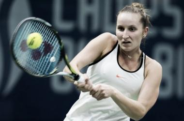 Marketa Vondrousova moves on to her first ever WTA quarterfinal | Photo: Jimmie48 Tennis Photography