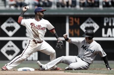 Los Phillies se apoderan de Miami