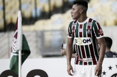 Foto:/Lucas Merçon/Fluminense F.C.
