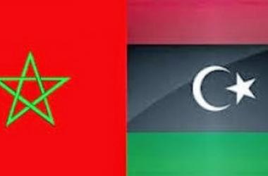 علمي المغرب و ليبيا