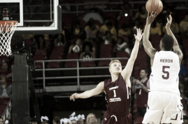 White Squad beats Maroon in Kentucky Derby Basketball Classic