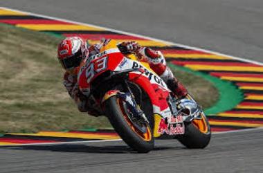 Marquez King Sachsenring