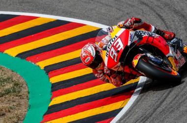 La Firma Vavel MotoGP del GP de Alemania: El jardín de Márquez