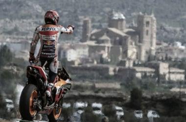 Honda llega a Aragón para seguir batiendo records