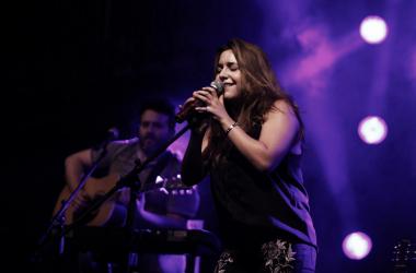 Marta Soto en el Concert Music Festival de Chiclana el pasado verano // Fuente: Diario de Cádiz