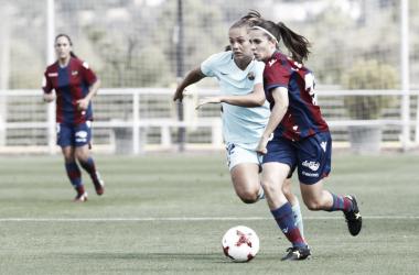 El Levante UD Femenino finaliza la temporada con la cabeza alta