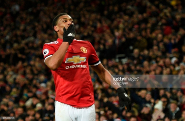 Manchester United open to selling Anthony Martial, claims the Daily Mail