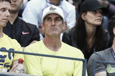 Martin Laurendeau durante el pasado US Open. Foto: zimbio.com