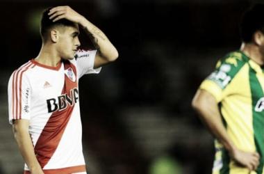 Martínez Quarta, con suspensión provisoria. ¿Tendrá que sufrir una sanción extensa? (Foto: Olé).