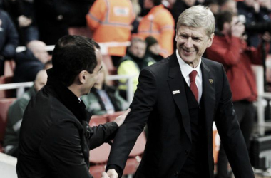 Both of these managers have the upmost respect for one another.