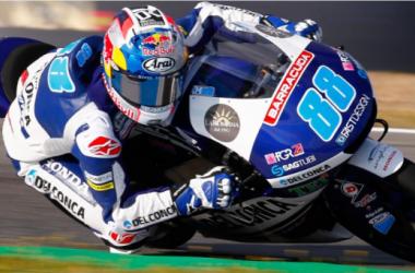 Jerez, Moto 3: Martin conquista la pole. Terzo Fenati