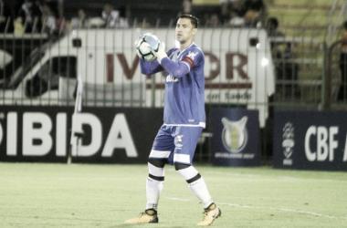 """Após segunda derrota seguida, Martín Silva tranquiliza: """"Não há motivo para desespero''"""